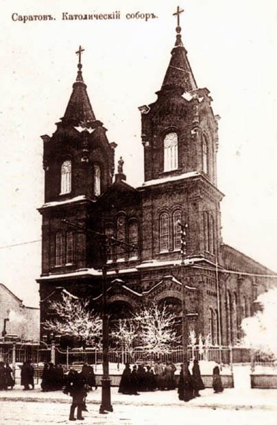 Kościół rzymskokatolicki w latach 30. XX w. na sowieckiej Ukrainie