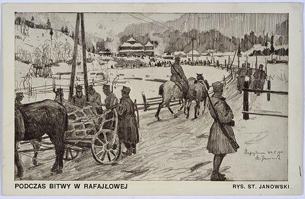 Rzeczpospolita Rafajłowska 1914-1915 – fenomen kampanii karpackiej Legionów polskich