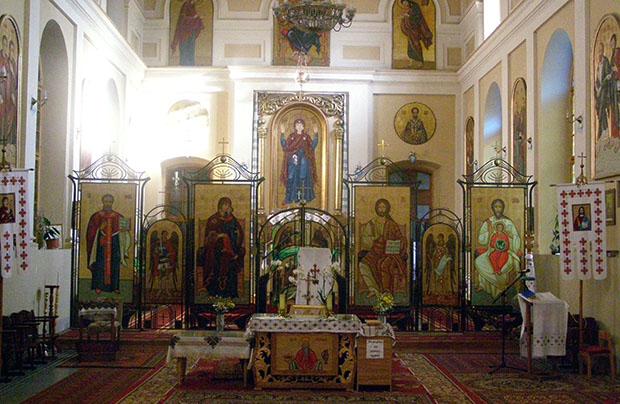 Kościół sakramentek. Część 2