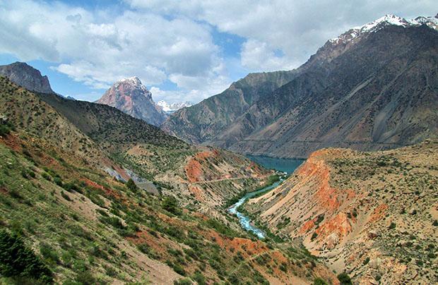 Tadżykistan. Część druga: w królestwie Sogdiany