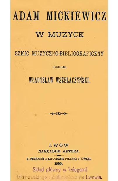 Władysław Wszelaczyński