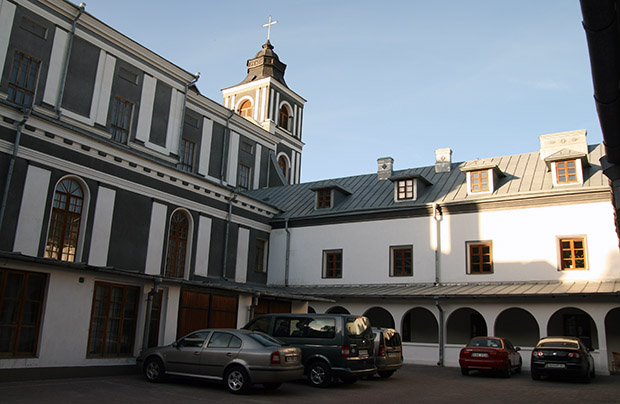 Katolickie klasztory w Żytomierzu