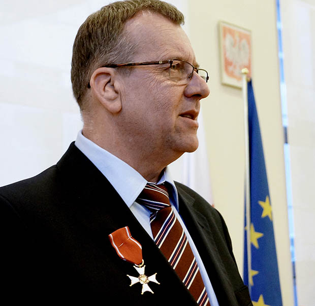 Obchody Święta Trzeciego Maja w Konsulacie Generalnym RP we Lwowie
