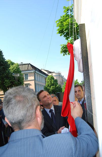 Andrzej Duda dla Kuriera Galicyjskiego