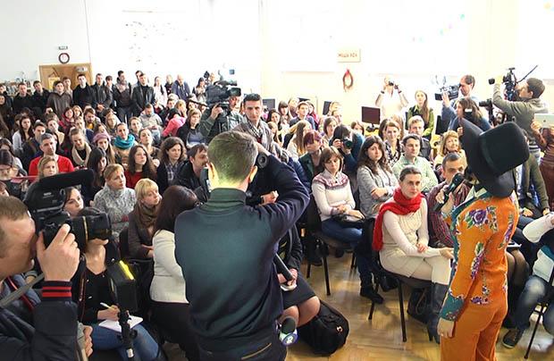 Tatarzy z Krymu we Lwowie