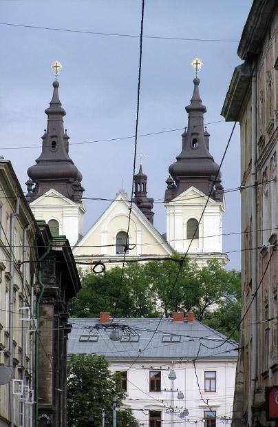 Kościół karmelitów bosych. Część I