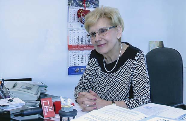 Nagroda TVP Polonia dla dyrektor szkoły nr 10 im. św. Marii Magdaleny we Lwowie