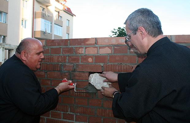 Ruszyła budowa Domu Miłosierdzia we Lwowie