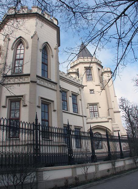 Polskie rezydencje Odessy i okolic