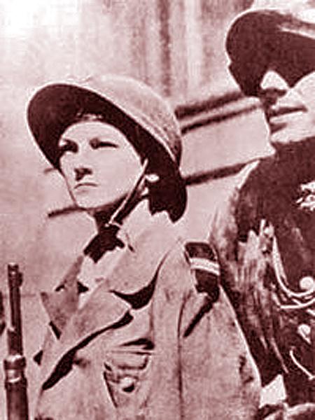 """Prawdziwy walczący chłopak. Witold Modelski ps. """"Warszawiak"""" (Fot. pl.wikipedia.org)"""