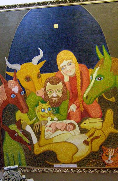 Wystawa obrazów Aldony Jabłońskiej-Klimczak