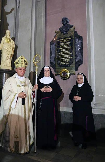 Św. abp Zygmunt Szczęsny Feliński powraca do Lwowa