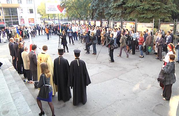 Upamiętnienie Sojuszu Piłsudski – Petlura w Żytomierzu