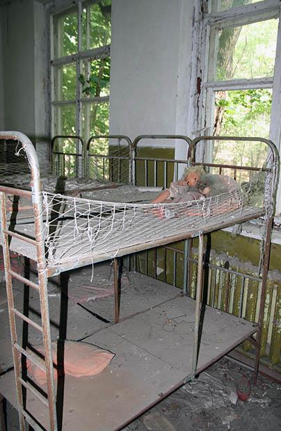 Podróż do Czarnobyla. Część druga i ostatnia.