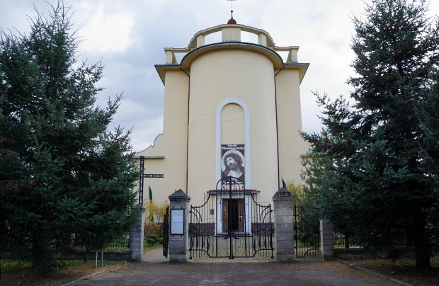 """""""Kościół na Górce"""""""