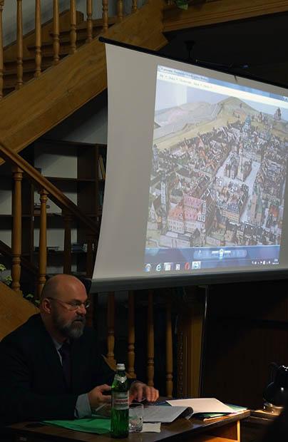Architekt Janusz Witwicki – twórca Panoramy Plastycznej dawnego Lwowa