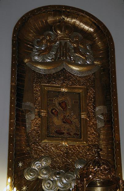 Chełmska ikona Matki Bożej jednoczy narody pogranicza