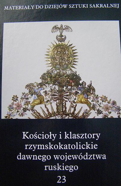 Inwentaryzację kościołów archidiecezji lwowskiej zakończono