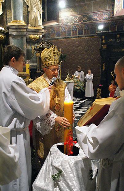 Wielkanoc w lwowskiej katedrze