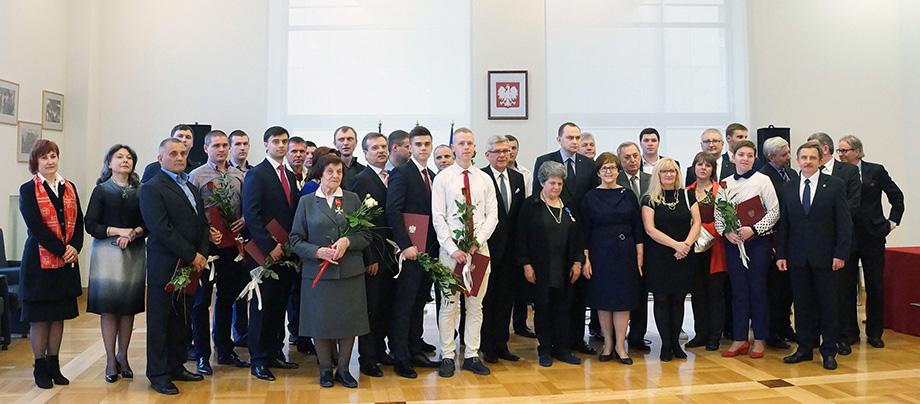 Szef gabinetu prezydenta RP Adam Kwiatkowski z wizytą we Lwowie