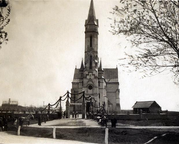 80. rocznica konsekracji kościoła w Trzcieńcu