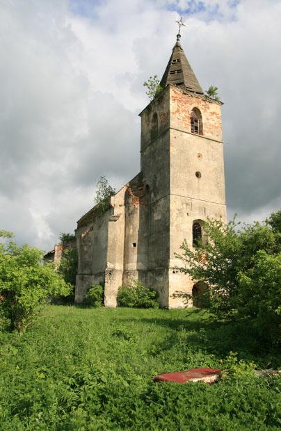 Pierwsza msza św. po 74 latach