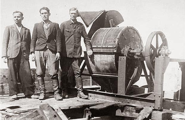 Jak Żydzi wykonywali brudną robotę dla Niemców