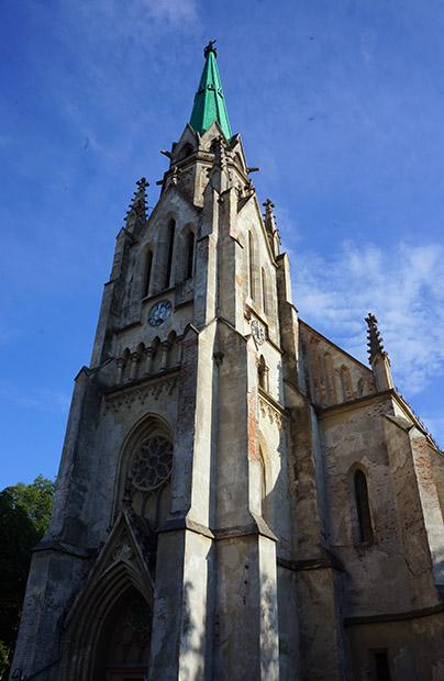 Kościół oddano nam po sześćdziesięciu pięciu latach