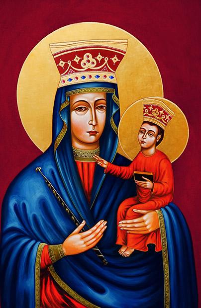 Matka Boża Bohorodczańsko-Korbielowska