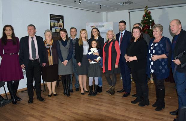 Przedstawiciele Kancelarii Prezydenta RP z wizytą w Stanisławowie