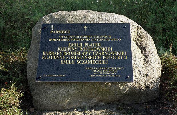 Pamięć o bohaterach narodowych w 186. rocznicę wybuchu powstania listopadowego