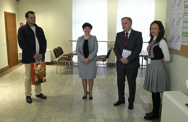 Polski konsulat we Lwowie wydał 500-tysięczną wizę
