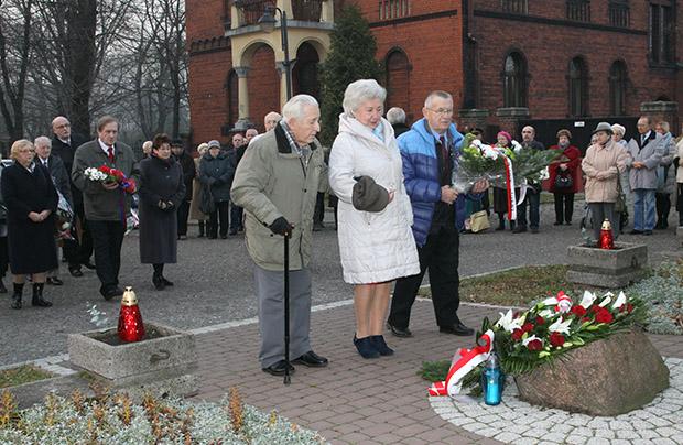 Kresowiacy na Śląsku pamiętają o Lwowie
