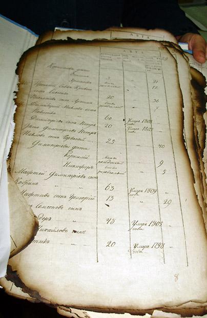 Straciliśmy niezwykle cenne dokumenty historyczne