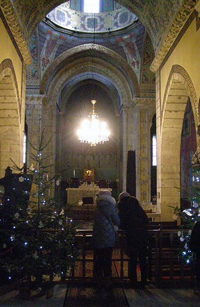 Boże Narodzenie u Ormian lwowskich
