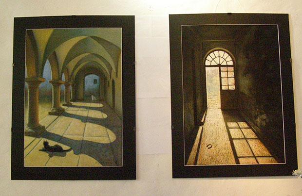 Lwowska artystka grafik Wiera Wanda Kalinowska