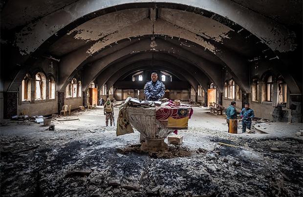 Nagroda Stowarzyszenia Fotoreporterów dla Piotra Apolinarskiego