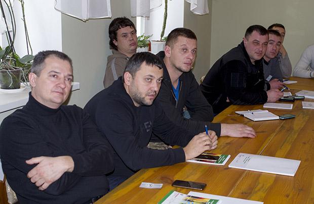 Doświadczenia polskich rolników żołnierzom ATO
