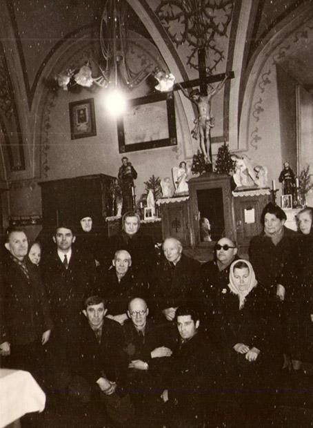 Andrzej Tarasek, niewidomy organista i kompozytor ze Lwowa