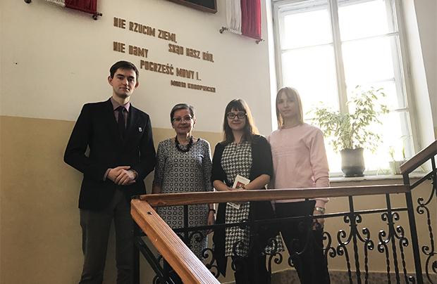 Uniwersytet Jagielloński przedstawił ofertę studiów dla absolwentów szkół średnich z Ukrainy