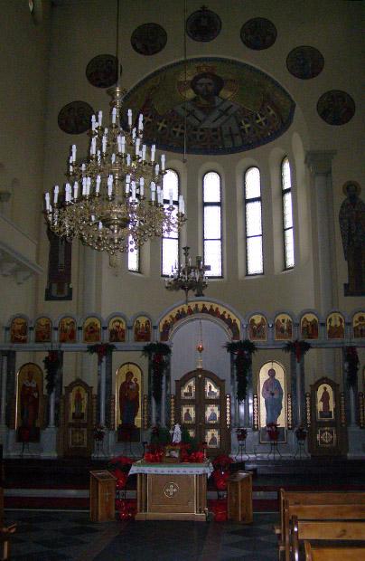 Kościół Matki Bożej Ostrobramskiej. Część I