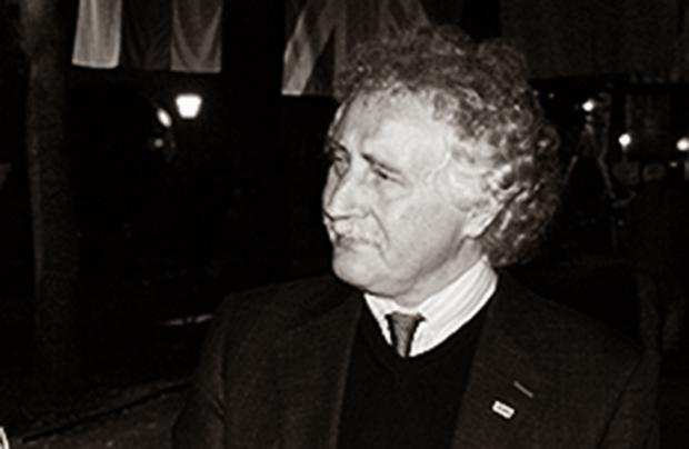 Odsłonięcie tablicy Longina Komołowskiego