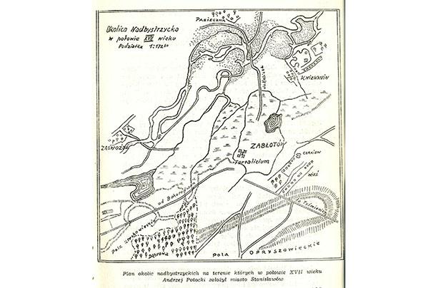 Kto założył Stanisławów?