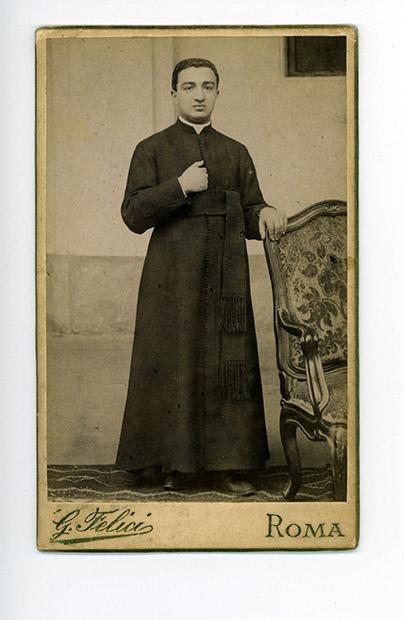 Ks. Kajetan Amirowicz, ostatni proboszcz parafii ormiańskiej w Śniatynie