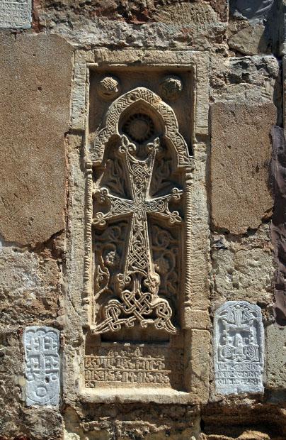 Ormiańskie świątynie na Ukrainie