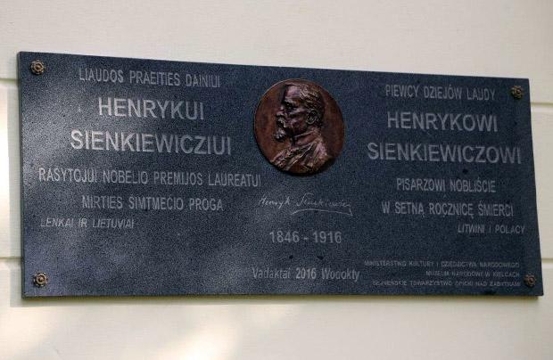 Sejny. Podsumowanie Roku Sienkiewicza na Litwie