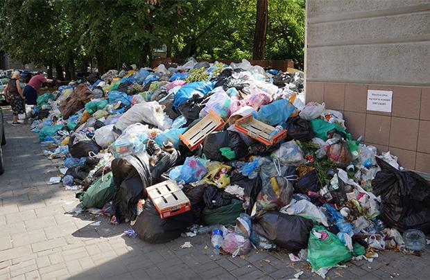 Czy polskie doświadczenie pomoże oczyścić Lwów ze śmieci?