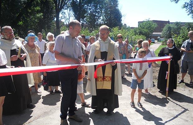 Na polskim cmentarzu w Berdyczowie powstała Aleja Pamięci