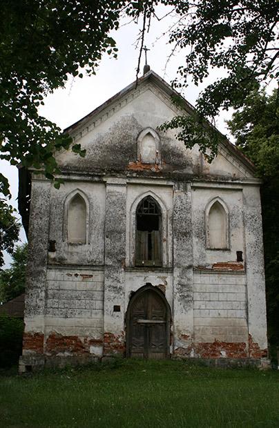 Dawne kościoły i klasztory przedwojennego dekanatu kąkolnickiego. Część 3