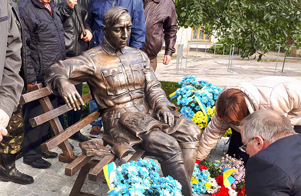 Pomnik Petlury i rekonstrukcja historyczna w Winnicy